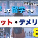 【体験談】休学して留学するメリット・デメリット8選