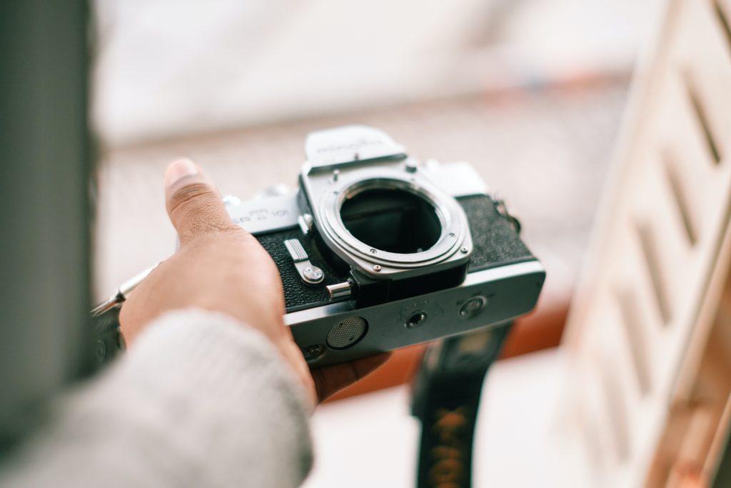 証明写真を撮る方法